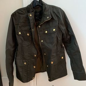 J. Crew olive green field jacket